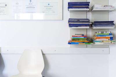 MKG - Zahnarzt Bietigheim-Bissingen - Wartezimmer der Praxis